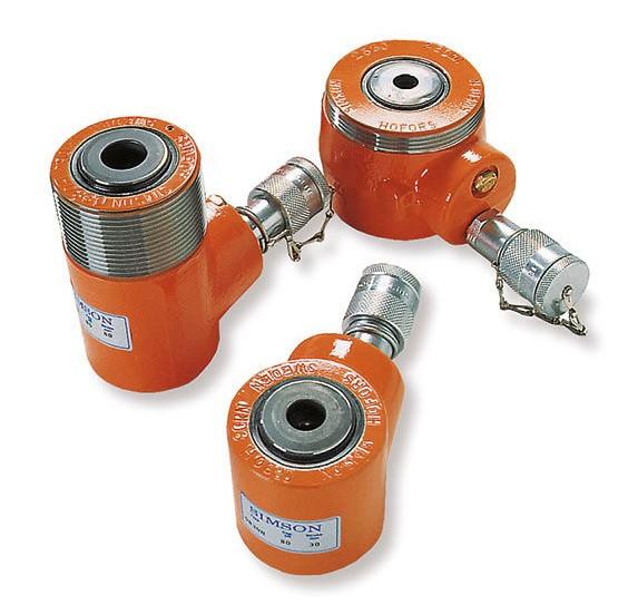 Einfachwirkender Zylinder