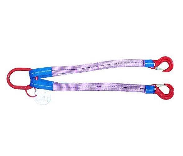 Polyester-Bandgehänge mit Ösenhaken WA PBG4-4200