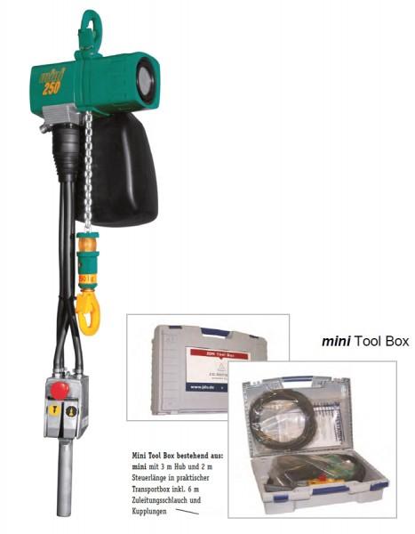 Druckluftkettenzug MINI ToolBox